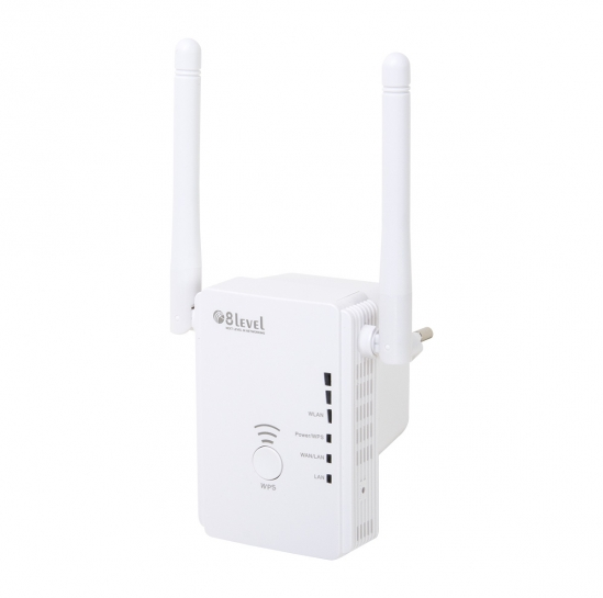 WiFi repeater (WRP-300A) | 8level