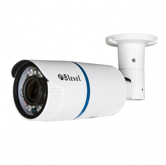 External varifocal bullet AHD camera (AHB-E720-VF4-1) | 8level