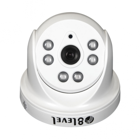 Internal fixed lens dome AHD camera (AHD-I720-363-4) | 8level