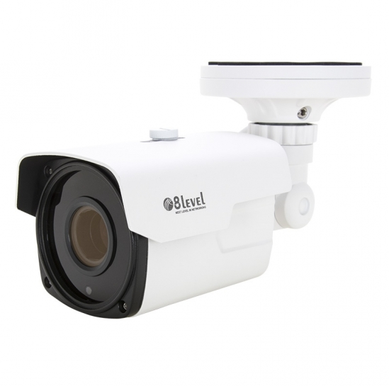 External IP surveillance camera (4MP, 2.7-13.5mm, PoE, WDR, IR40m, MZ) (IPEB-4MP-VFM-1) | 8level