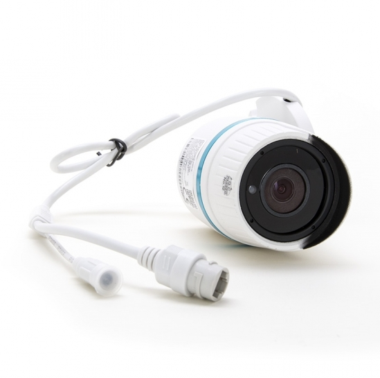 External IP surveillance camera (4MP, 2.8mm, PoE, WDR, IR20m, SD ) (IPEB-4MP-28-1) | 8level