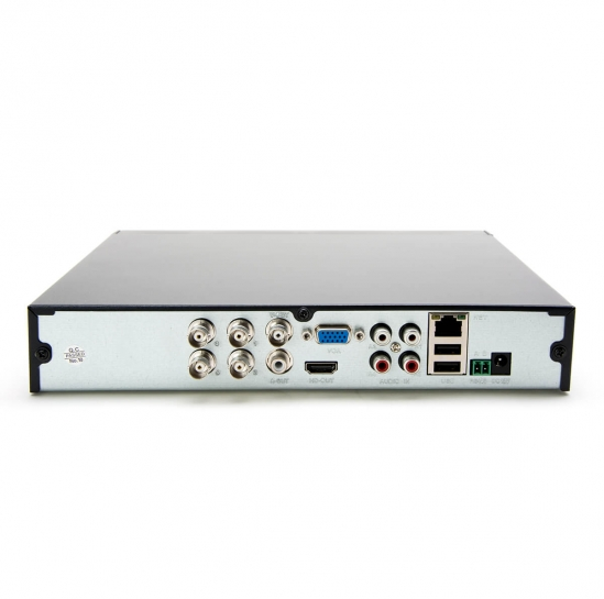 Hybrid AHD and IP network recorder (XVR) (XVRHD-1HDD-4CH-1) | 8level