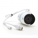 External IP surveillance camera (4MP, 2.8mm, PoE, WDR, IR20m, SD ) (IPEB-4MP-28-1)