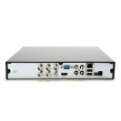 Hybrid AHD and IP network recorder (XVR) (XVRHD-1HDD-4CH-1)